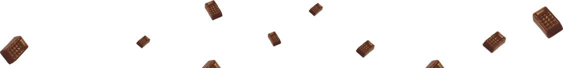 Chocolade regen