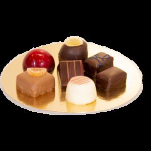 Chocolade fruit